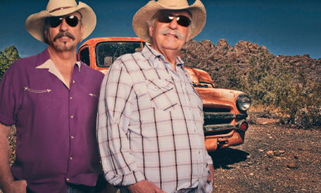 The Bellamy Brothers - April 9